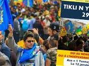 MAK-Anavad appelle Marches Yennayer 2968 pour l'indépendance Kabylie