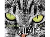 grande encyclopédie chats