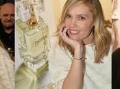 Parterre stars pour lancement L'émotion parfum Lilou Fogli