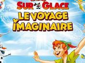Disney glace voyage imaginaire