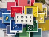 maison Lego, construction grandeur nature
