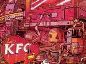 images perturbantes dans l'univers fast-foods