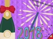 bonne heureuse année 2018