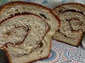 Pain raisins secs cannelle cinnamon raisin bread pasas canela الزبيب القرفة