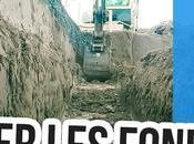 Vidéo terrassement fondations d'une maison individuelle.