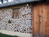 Construction bois cordé