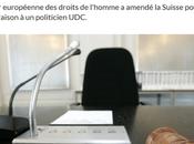 L'Etat suisse condamné pour #racisme (mais #FDesouche continue nier)
