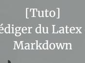 [Tuto] Faire Latex Markdown avec Pandoc
