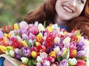Profitez saison tulipes