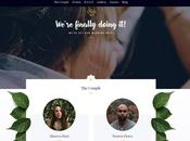 Themes WordPress pour créer site mariage