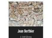 1144 Livres Jean Berthier