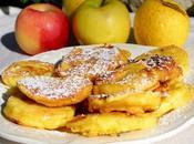 Beignets pommes express sans friture