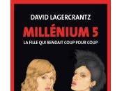 Millénium Fille Rendait Coup pour David Lagercrantz