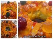 Brioche rois fruits confits Christophe Fleder kitchenaid