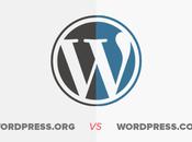 WordPress.com WordPress.org Quel meilleur (Tableau comparaison)
