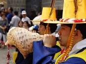 Corée quelques-uns fêtes festivals