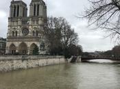 Carte postale Paris janvier