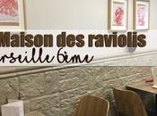 maison raviolis Marseille 6ème