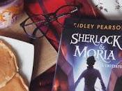 Sherlock Moria coup jeune pour célèbre détective