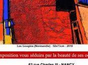 Galerie NANCY œuvres récentes JEAN MOIRAS Février 2018 CRIDART METZ