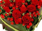 bouquet fleurs, l'incontournable cadeau Saint-Valentin