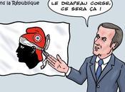 Macron Corse