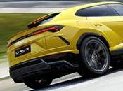 découverte l'URUS Lamborghini