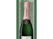 Trois Champagne Rosés pour Saint-Valentin
