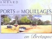 Marie-Madeleine Flambard, géographe aquarelliste paysages Bretagne d'ailleurs