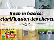 Back basics: clarification cheveux