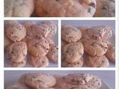 Cookies (biscuits) sans gluten lactose pépites chocolat thermomix