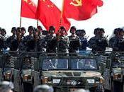 développement militaire Chine inquiète grandes puissances