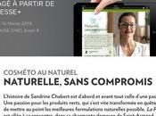 Naturelle, sans compromis Presse février 2018 Iris Gagnon-Paradis