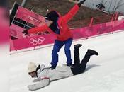 snowboard humain PyeongChang 2018