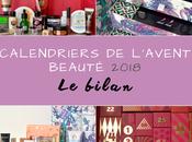 BILAN calendriers l'Avent beauté 2017 rachète l'année prochaine