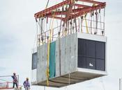 Singapour, laboratoire construction modulaire