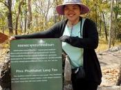 Mardi février 2018: Balade parc historique Phrabat