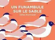 funambule sable Gilles Marchand