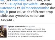 neuneu patriotard encore frappé… @vukuzman #antifa