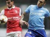 Nice sort ligue europa alors Marseille Lyon huitièmes