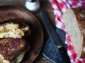Croque-raclette oignons