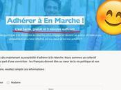 «Adhésion clic»: Comment France insoumise Marche bouleversé statut militant
