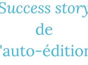 Auteure d'un best-seller auto-édité désormais édité dolce vita Mélanie Taquet