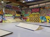 Garage Nike ouvert portes Paris