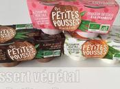Desserts lait végétalLes Petites Pousses