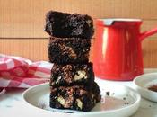 Brownies fudgy ultra-faciles cacao recette