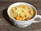 Soupe l'oignon (recette Companion)