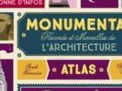 Monumental, records merveilles l'architecture, Sarah Tavernier Alexandre Verhille