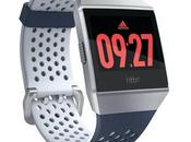 Fitbit Ionic version Adidas arrive