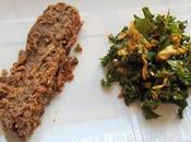 Choux marinés, accompagnant terrine végétale lentilles (Vegan)